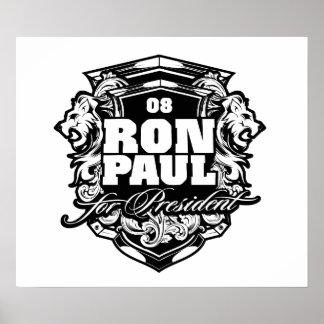 Ron Paul for President Print