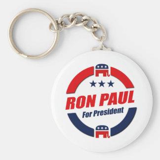 RON PAUL FOR PRESIDENT (Republican) Key Chain