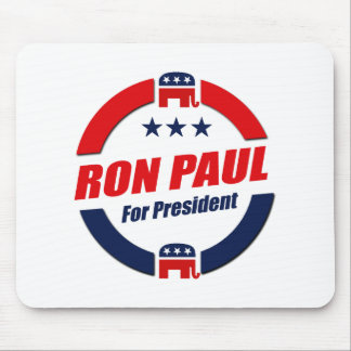 RON PAUL FOR PRESIDENT (Republican) Mouse Pad