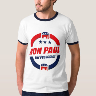 RON PAUL FOR PRESIDENT (Republican) T Shirts