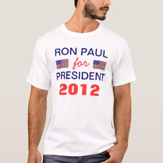 Ron Paul for President T-Shirt
