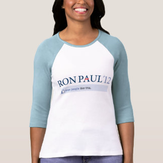 Ron Paul Freedom Is Popular Shirt