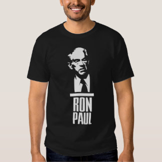Ron Paul fresco Playera
