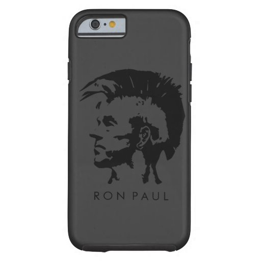 Ron Paul Funda De iPhone 6 Tough
