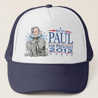 Ron Paul GOP Mascot 2012 Trucker Hat