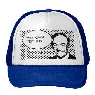 Ron Paul Trucker Hat