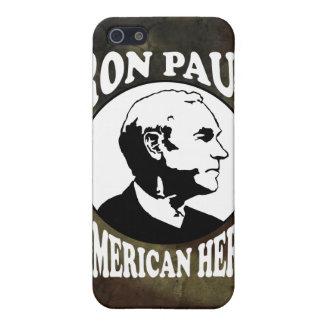 Ron Paul Hero 40 95 iPhone 4 Case