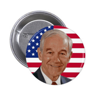 Ron Paul Hope for America 2 Inch Round Button