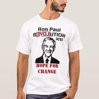 RON PAUL HOPE FOR CHANGE T SHIRT NOBAMA