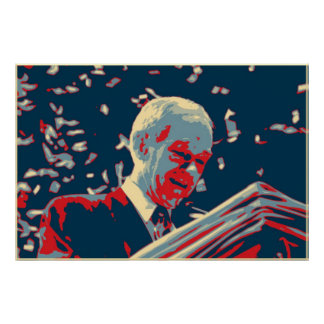 RON PAUL Hope Poster