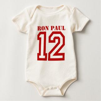 RON PAUL IN '12 BABY BODYSUIT
