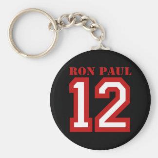 RON PAUL IN '12 KEY CHAIN