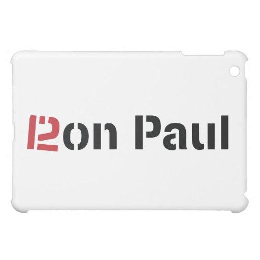 Ron Paul iPad Case