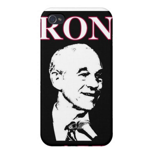 Ron Paul iPhone 4 Protector