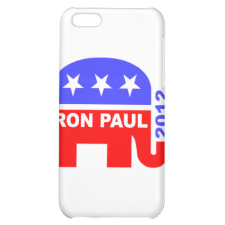 Ron Paul Cover For iPhone 5C