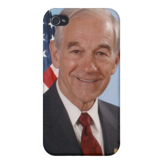 Ron Paul iPhone Case iPhone 4/4S Covers