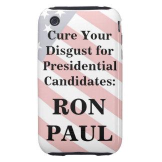 Ron Paul iphone case Tough iPhone 3 Cover