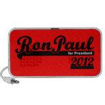 Ron Paul iPhone Speakers
