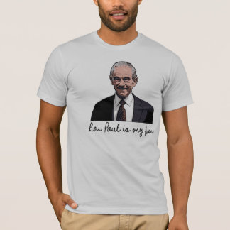 Ron Paul is my Hero Shirt