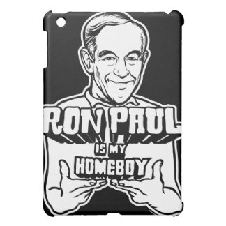 Ron Paul Is My Homeboy  iPad Mini Covers