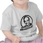 Ron Paul Is My Homeboy Tee Shirts