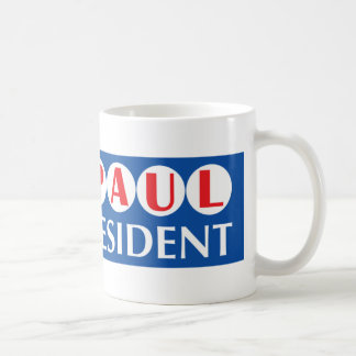 Ron Paul is my President Mug