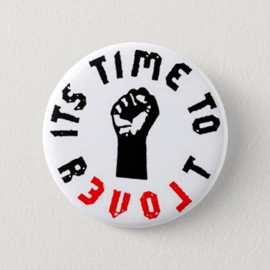 Ron Paul It's Time to Revolt Button
