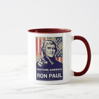 Ron Paul Jefferson Mug