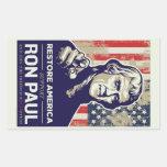 Ron Paul Jefferson Sticker