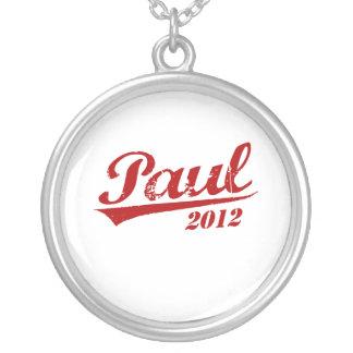 RON PAUL Jersey Round Pendant Necklace