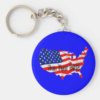 Ron Paul Keychain