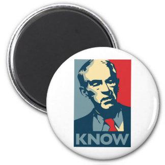 Ron Paul Know Magnet