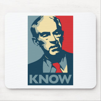 Ron Paul Know Mouse Pad
