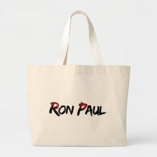 Ron Paul!!!! Large Tote Bag