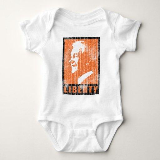 Ron Paul - libertad Body Para Bebé