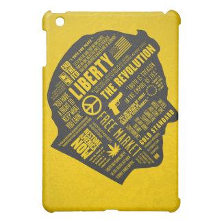 Ron Paul Libertarian Abstract Thought iPad 1 Case iPad Mini Case