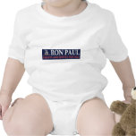 Ron Paul: Liberty and Justice for ALL Bodysuits