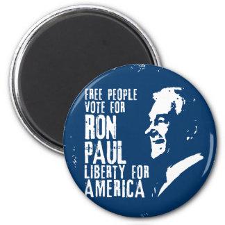 Ron Paul Liberty for America Fridge Magnets