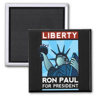 Ron Paul Liberty Refrigerator Magnet
