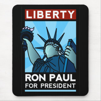 Ron Paul Liberty Mouse Pad