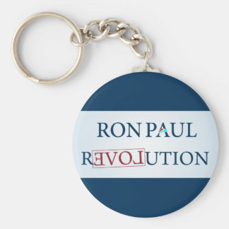 Ron Paul Llavero Redondo Tipo Pin