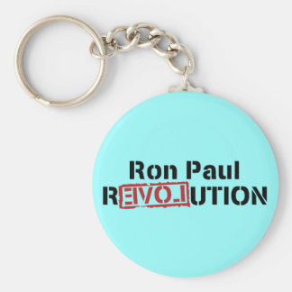 ron paul love revolution keychain