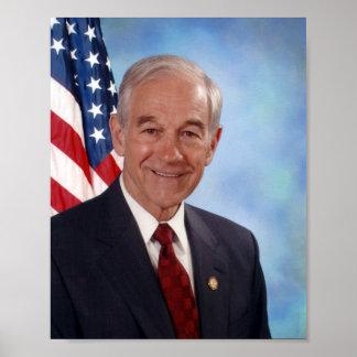 Ron Paul: Miembro del Congreso, doctor, héroe de l Poster