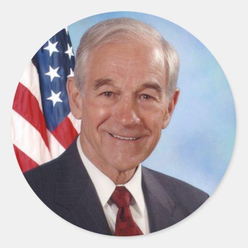 Ron Paul: Miembro del Congreso, doctor, presidente Pegatinas