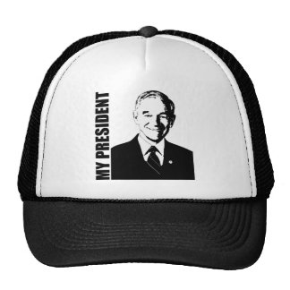 Ron Paul - My President Trucker Hat