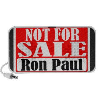 Ron Paul not for sale Speaker