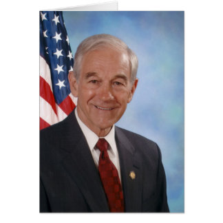 Ron Paul Official Photo Cards