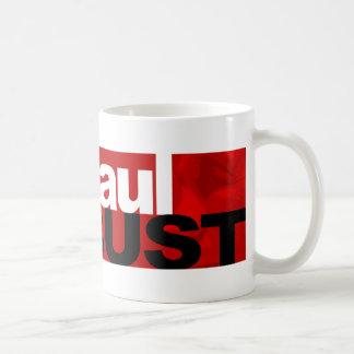Ron Paul or Bust! Classic White Coffee Mug