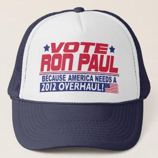 Ron Paul Overhaul Trucker Hat
