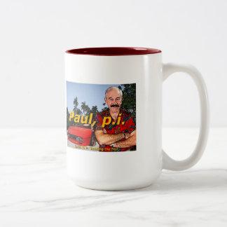 Ron Paul P.I. Episode 9: 'Busting the fed' Coffee Coffee Mug